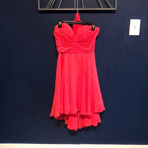 Dresses Coral Short Formal Dress Poshmark